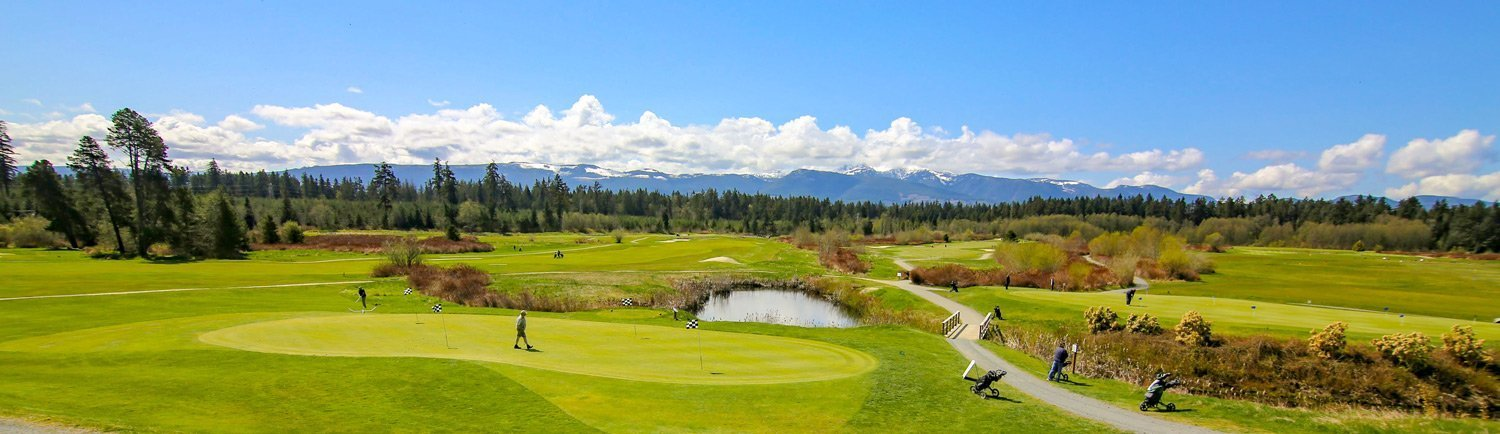 golf course qualicum green fees