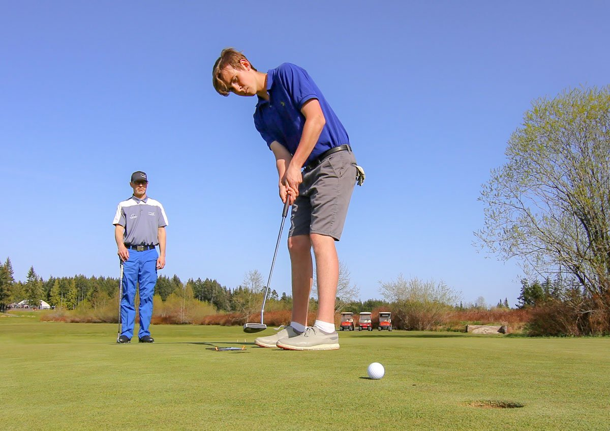 golf lessons qualicum beach