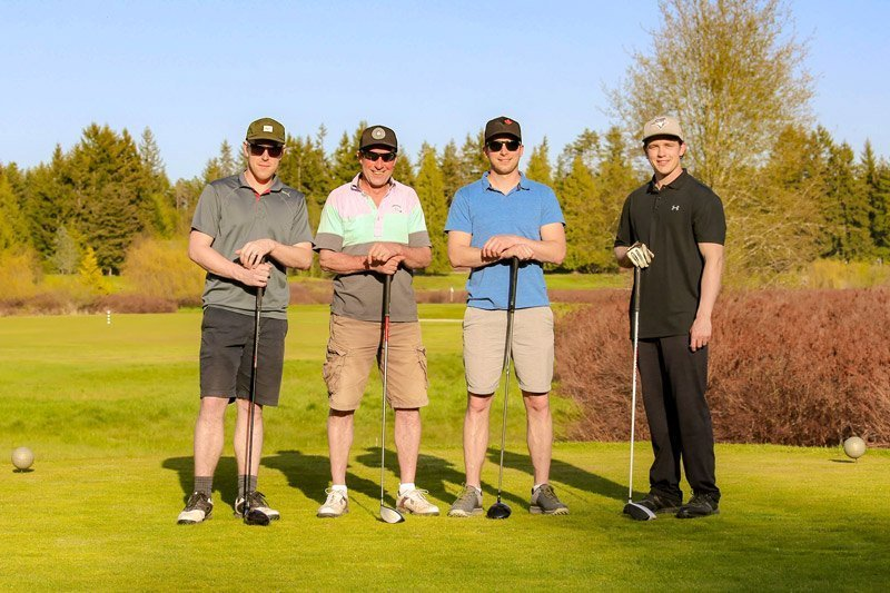 group golfing packages