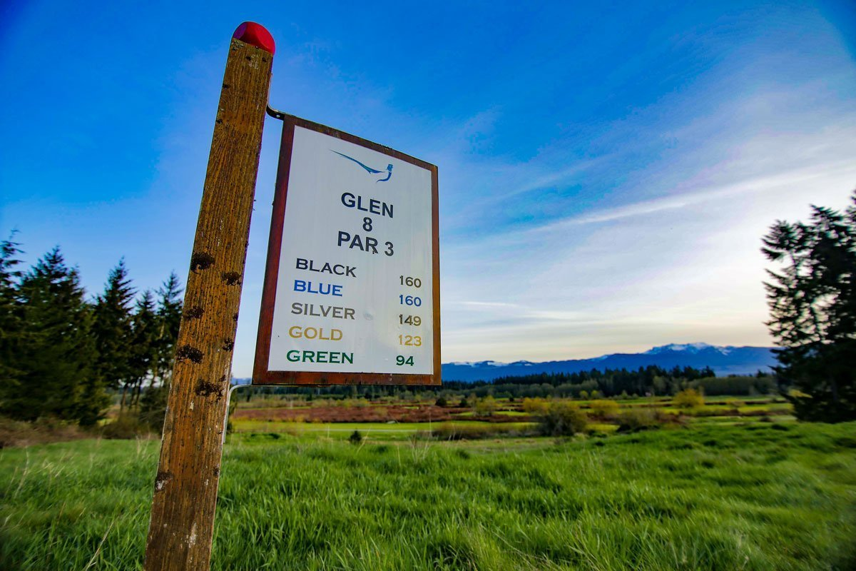 par 3 golf courses qualicum beach