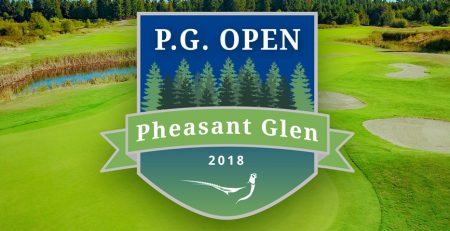 Pheasant Glen Open open golf competitions
