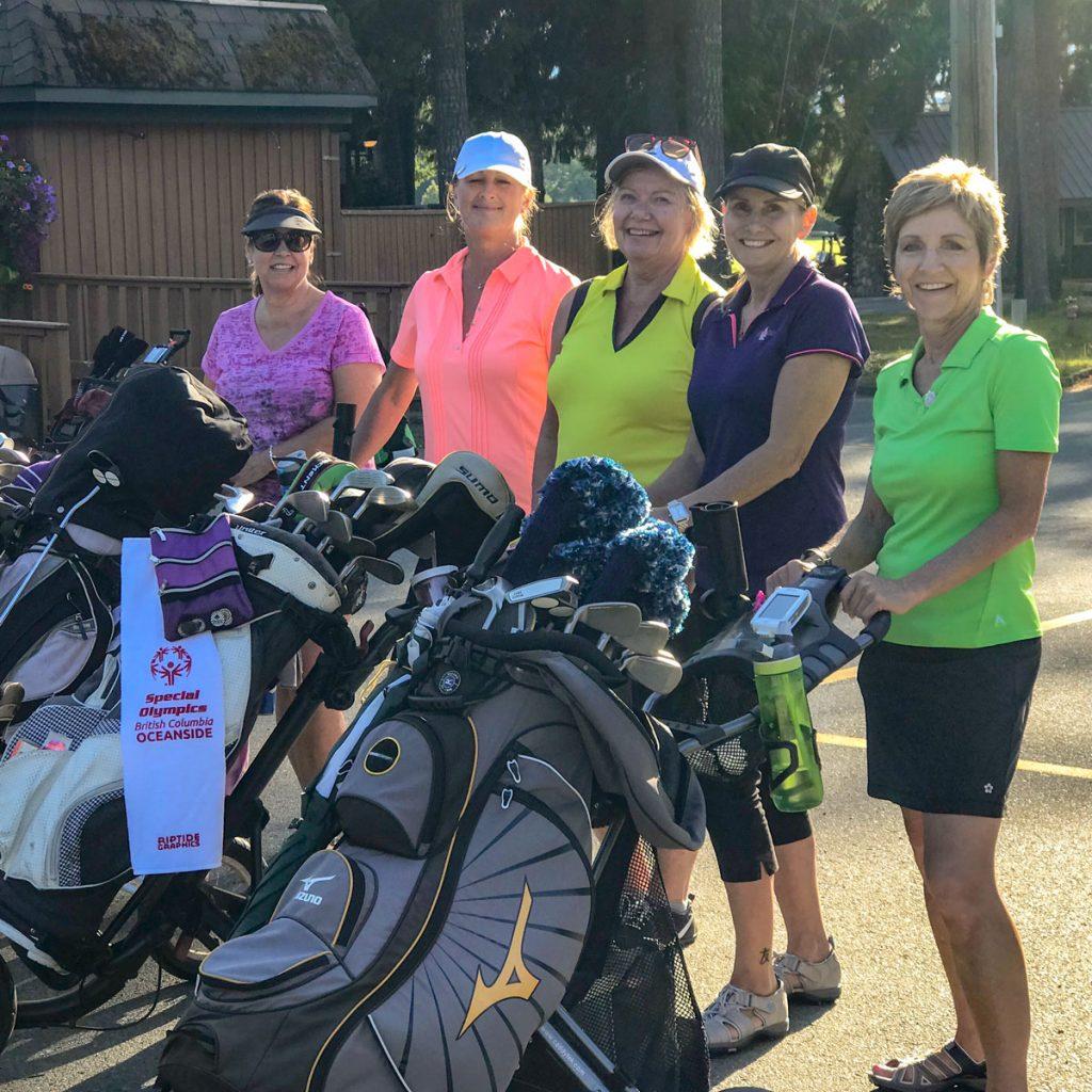 ladies golf group