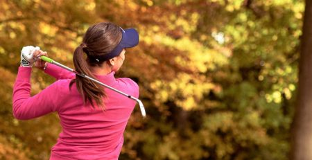 ladies golf open house