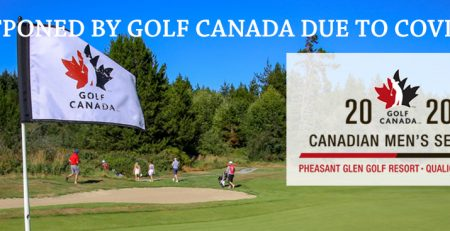 Canadian Men's Senior Championship POSTPONED