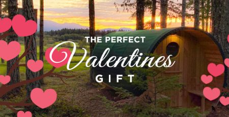 Valentines Barrel Gift