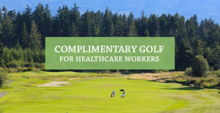 Complimentary Golf for Healthcare Workers