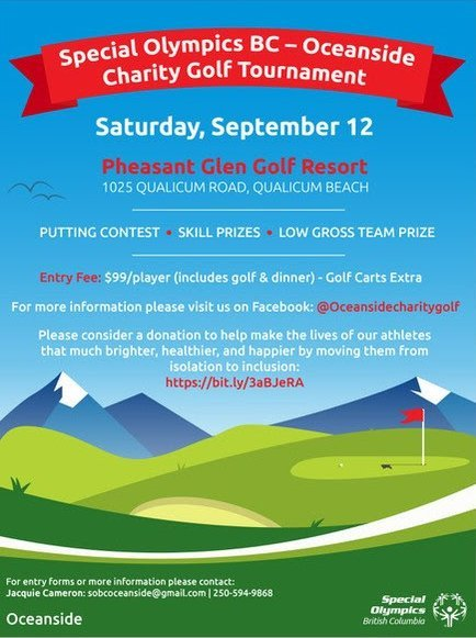 Oceanside Charity Golf Tournament