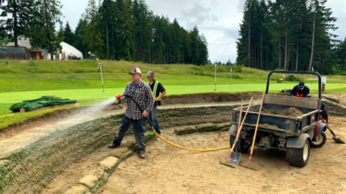 Bunker Renovation